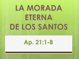121021 slides predicacion – Ap21vs1-8