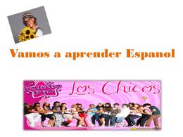 Vamos a aprender Espanol 3