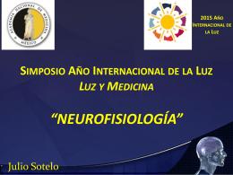 Dr. Julio Sotelo Morales