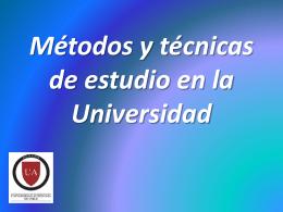 Tecnicas Estudio (2604524)