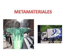 metamateriales DANIEL JIMENEZ 4 ESO A