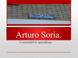 Arturo Soria. - El cuidado de la salud y la salud de los cuidados en