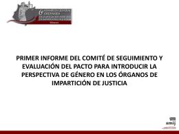 Formación del personal jurisdiccional y administrativo