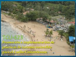 Descargar Presentación TCU 623 - Observatorio del Turismo del