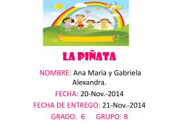 La piñata (956555) - Deyanira Velázquez Alvarado