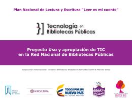 Biblioteca Pública - Biblioteca Nacional de Colombia