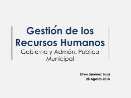 3.- Presentacion Mtro. Efren Jimenez Sosa