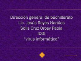 Diapositiva 1 - orosysoliscruz
