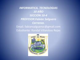 virus informático - TecnologiasInfo10-4