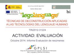 IT032014 Legolanguage_EVAL-Resúmenes