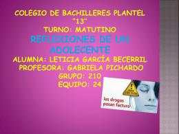 Colegio de Bachilleres plantel