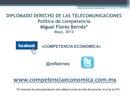 Diplomado_de_telecom_IIJ_UNAM_MAYO_2013