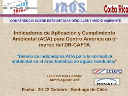 Fabio Herrera-Indicadores ACA_DR CAFTA30