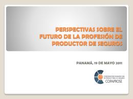PERSPECTIVAS SOBRE EL FUTURO DE LA PROFESIÓN DE