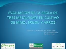 metalosate