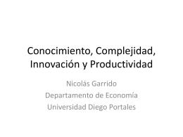 Complejidad e Innovación