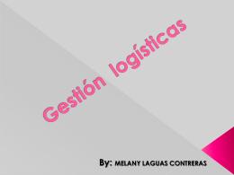Gestión logísticas