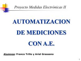 Presentacion_ProyectoV2 - Electronica