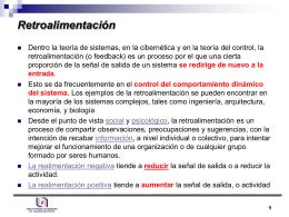 Análisis Estructurado - Depto. Sistemas de Información