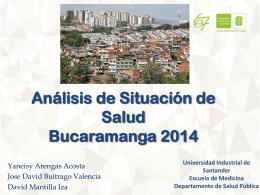 ASIS-Bucaramanga - Universidad Industrial de Santander