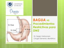 Dr. Sergio Verb estrictivos para DM2)