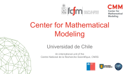 Center for Mathematical Modeling