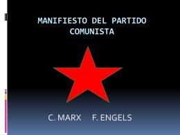 EXPOSICION DE MANIFIESTO (126885)
