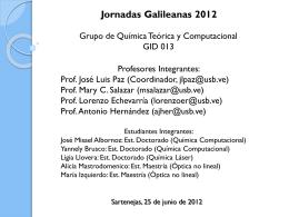 A2:José Luis Paz-Química teórica computac.