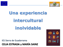 Una experiencia intercultural inolvidable - mac