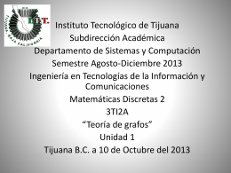 Presentación de PowerPoint - Plaza Molina Enrique Alberto