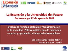 Desarrollo humano sostenible y transformación de la sociedad