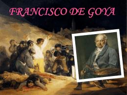 Francisco de Goya (Nerea Gómez)