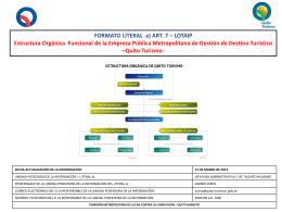 Diapositiva 1 - Quito Turismo