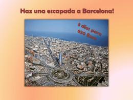 spanyol Barcelona