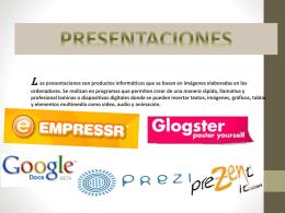 Sergio Pastor y Angel Esteban-Presentaciones 2.0