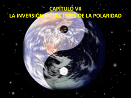 la inversión de las leyes de polaridad