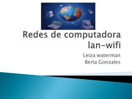 Redes de computadora lan-wifi