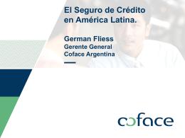 Germán Fliess - Mercado Asegurador