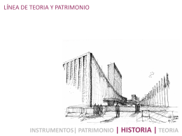 Historia del Arte - Escuela de Arquitectura