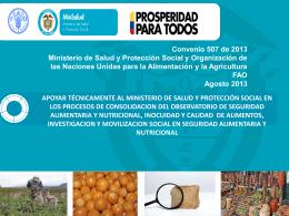 2. Presentación Cristina Olarte MSPS