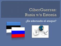 CiberGuerras