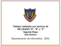 PrimerGrado2daEtapa2012