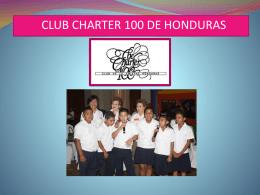 presentacion de club charter 100