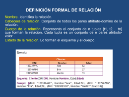 definición formal de relación (231990)