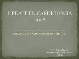 UPDATE EN CARDIOLOGIA 2008