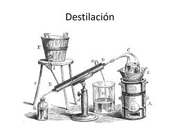 Destilación Flash_fraccionada - FCQ