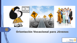 orientacion para jovenes - Rotary club Cabo San Lucas