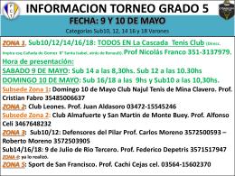 GRADO 5 OK - Federación Cordobesa de Tenis