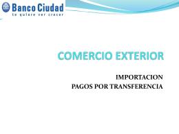 Banco de la Ciudad - 2 ° Seminario del Foro de Competitividad