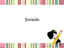 Divisió - Colegio Monte de Asís